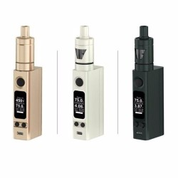 eVic VTC mini TRON 75 watts joyetch + Bateria