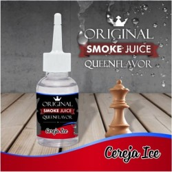 Liquido Sabor Cereja Ice Queen Flavor